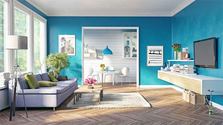 Interior painting service Kochi
