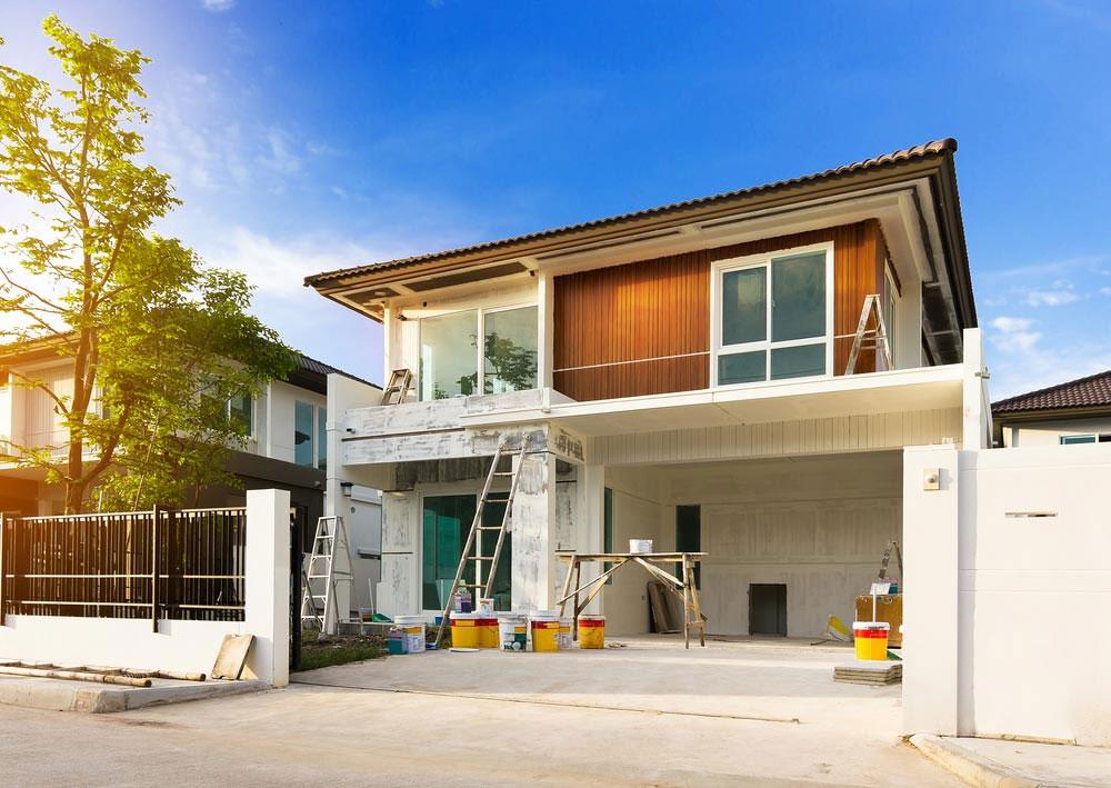 Exterior Home Painting Kochi