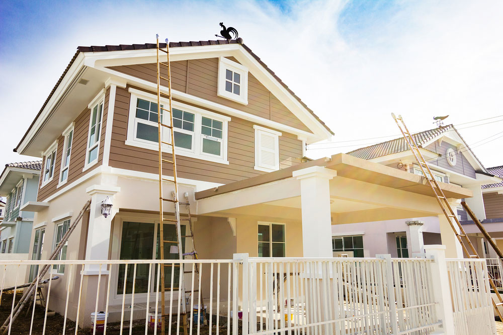 Exterior Painting Services Kochi