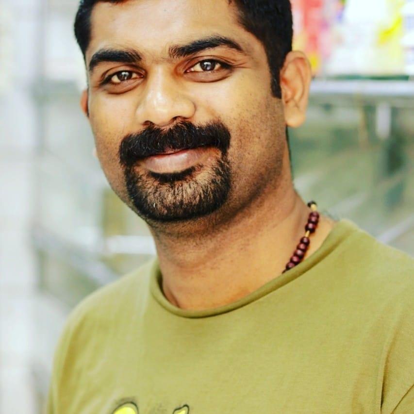 Nikhil D M